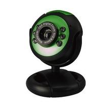 Camara Web Usb Con Vision Nocturna 6 Leds 8mp Selektro