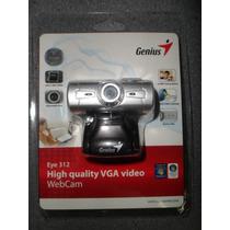 Camara Web Eye 312 Genius High Quality Video