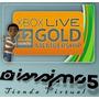 Membresía Xbox Live Gold 12 Meses, Mejor Precio, Online.