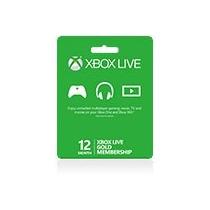 Membresia Xbox Live Gold 12 Meses