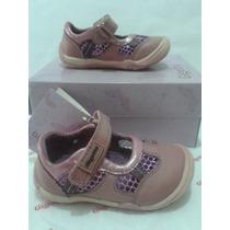 Zapatos Casuales Marca Gigetto Para Niñas Rosados Y Lila