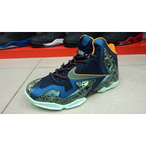 Zapatos Nike Adidas Lebron James