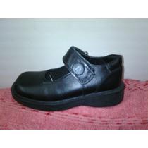 Zapato Escolar Niña Talla 30 31 39