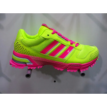 Zapatos Adidas Maraton Tr10 Para Dama (35-40)