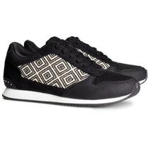 Zapatos Calzado Deportivo Para Damas H&m 100% Originales