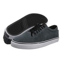 Zapatos Dekline Skate Modelo Bennett Gris Oscuro Talla 7-11