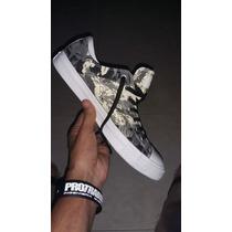 Zapatos Converse All-stars Camuflaje Originales Talla 11