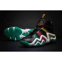 Zapatos Botas Basketball Baloncesto Adidas Crazy 8 Tal 11 Us