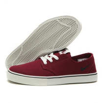 Zapatos Nike Braata Lr Canvas 100% Originales 10us