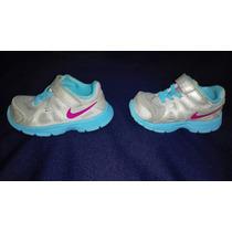 Gomas Nike De Niña Talla 6c=22