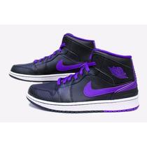 Zapatos Nike Jordan De Caballero 644490-014 100% Originales