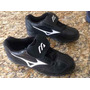 Zapatos Beisbol Ganchos De Metal Mizuno 9 Spike Talla Us12,5