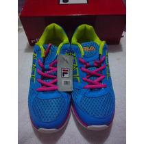 Zapato Deportivo Fila Para Dama # 40