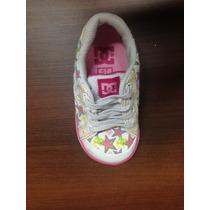 Zapatos Dc Shoes Para Niñas 303242
