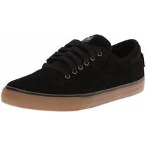Zapato Dekline Skate Patineta Suela Marron Liquidación Vans