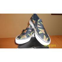 Zapatos Dc Shoes Trase Slip-on Sp Skate Navi Monogran