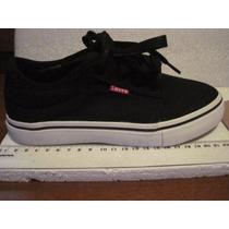 Zapatos Unisex Para Niños Marca Levis Modelo Clasico Tristan