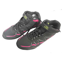Zapatos Deportivo Rs21 Damas Botin Gris/fucsia Model 3364-2