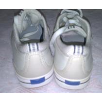 Zapato Keds De Cuero Dama Beige Talla 36 * E . R