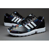 Zapatos Adidas Zx Flux 100% Originales Solo 7us