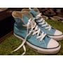 Zapatos Botas Converse Originales Azul Talla 38 (w7,5 M5,5)