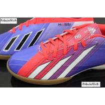Zapatos Adidas - Futbol Sala. Niños Originales (messi)