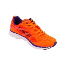 Zapatos Rs21dama Extreme Naranja Neon 100% Originales Gym