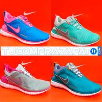 Zapatos Nike Free Damas Y Caballeros