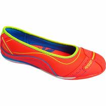Zapatos Rs21 Veronica Lady De Dama Color Rosa 100% Original