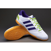 Nuevos Adidas Freefootball Super Sala Yellow/black 2013