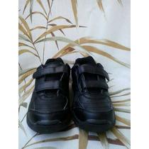Zapatos Deportivos Escolares Floricienta Talla 31 Negro Niña