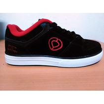 Zapatos (gomas) Skate Marca Circa Para Caballeros
