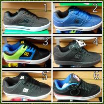 Zapatos Dc Shoes, Circa Skate Damas, Caballeros