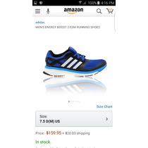Adidas Energy Boost 2 Esm Nuevas A Estrenar Talla 8.5 Us