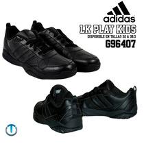 Zapatos Adidas Niños De La 28 A 38 Escolares Colegiales
