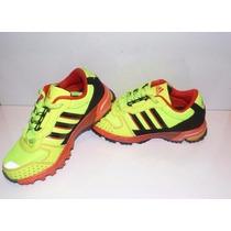 Zapatos Deportivos Adidas Maratón 10 Para Niño