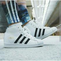 Botin Adidas Superstars De Damas
