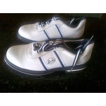 Zapatos Para Jugar Bowling Marca Linds Para Derecho