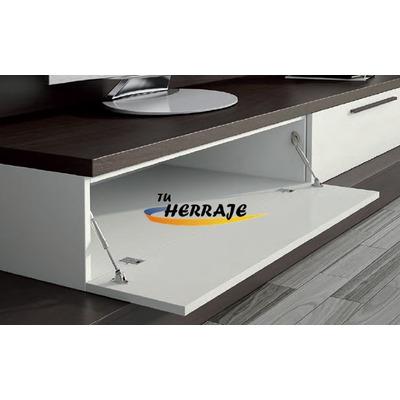 Brazo amortiguador bisagras abatible herrajes accesorios - Amortiguador puerta cocina ...
