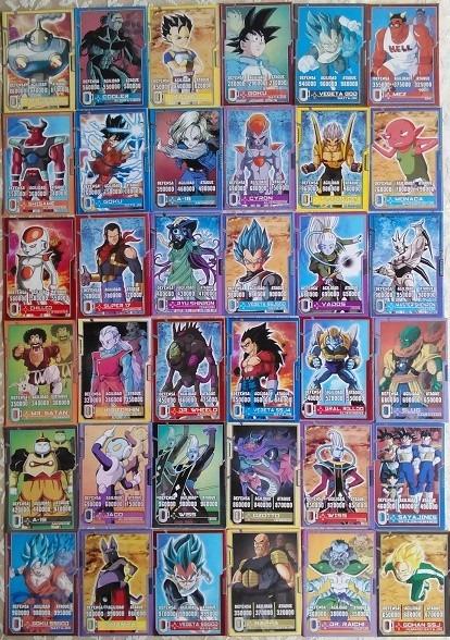 Cartas Infantiles De Juego Y Colecci 243 N De Dragon Ball Z