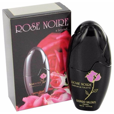 perfume rosa negra