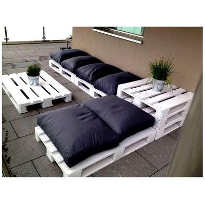 Muebles para exteriores palet nature bs en - Muebles para exteriores ...