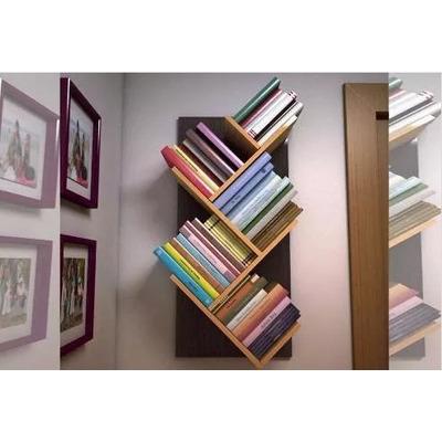 Biblioteca repisa a rea flotante minimalista moderna bs for Minimal art vzla
