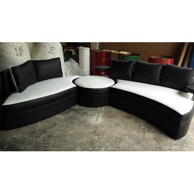 Juego de sala mueble sofa cama bs en for Salas con sofa cama