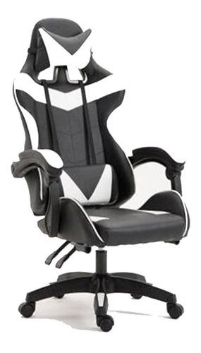 Silla-Presidencial-Tipo-Gaming-Racing-Ergonomica-Comoda
