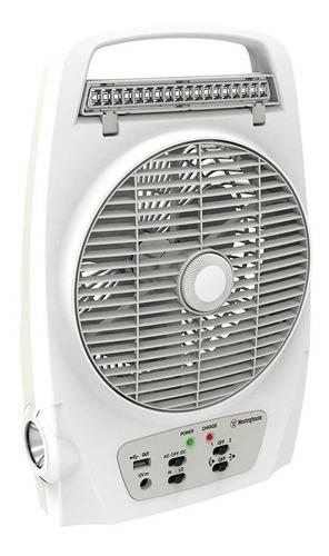 Ventilador-Recargable-Westinghouse-8-Pulgadas-Linterna-Usb