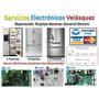 Reparacion A Tarjeta Nevera General Electric Wkkt 0152-00-02 | SERVICIOSELECTRONICOSVELASQEZ