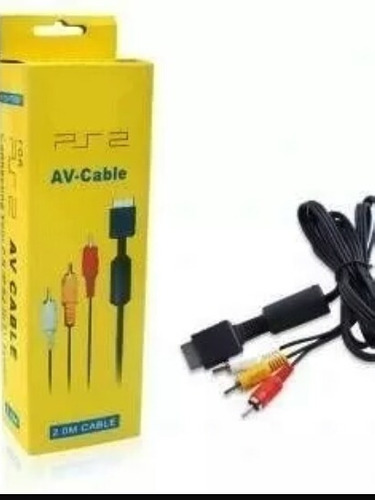 Cable Rca Ps2
