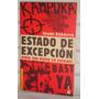 Estado De Excepcion, Vivir Con Miedo En Euskadi Bibliofilos | TU-RINCON-CULTURAL