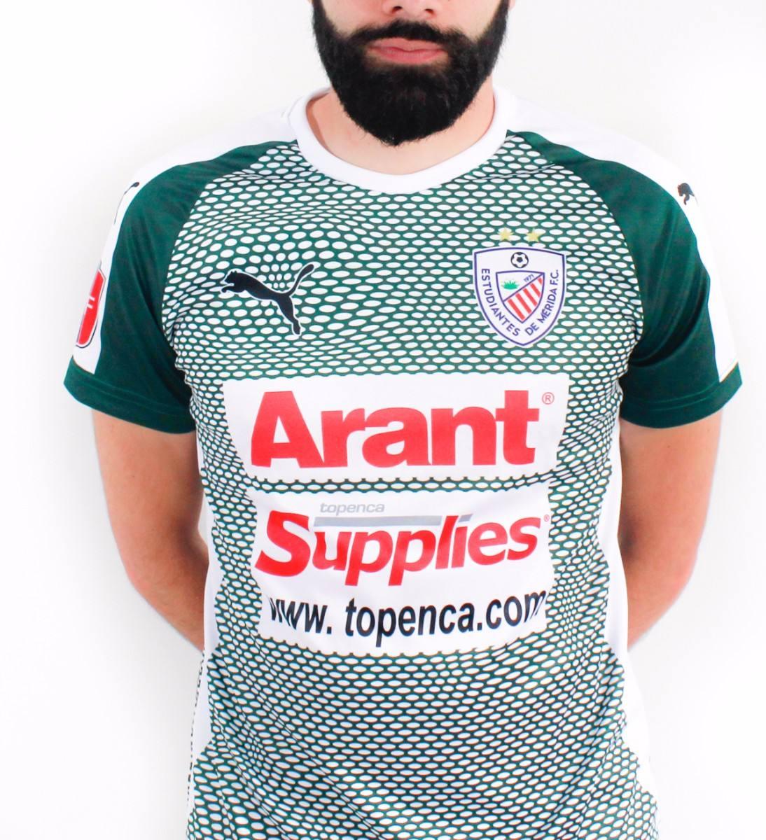 Camiseta 2ª Equipación Estudiantes 2017
